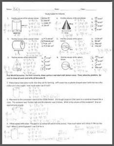 volume study guide answer key bhl 8th grade math