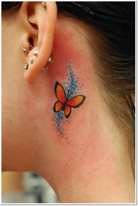 tatuagens femininas de borboletas significado  fotos