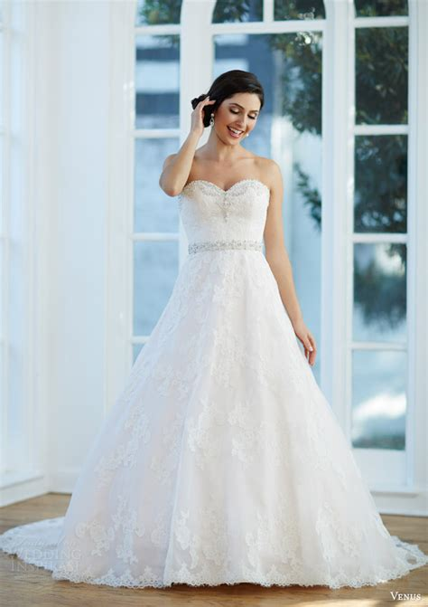 Venus Design Wedding Dresses by Alluring Gowns From Venus Bridals Decor Advisor
