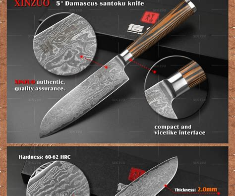 high quality kitchen knives reviews xinzuo 5 quot japanese chef knife 73 layers vg10 damascus steel