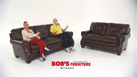 Bobs Furniture Manchester Nh by Living Room Faux Leather Sofa Bobs Furniture Living Room