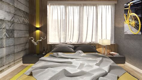 Soft Yellow Bedroom by Six Beautiful Bedrooms With Soft And Welcoming Design Elements