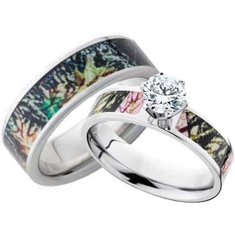 Camo Wedding Rings ? CAMO WEDDING GUIDE