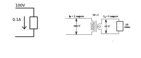 transformer impedance reflected ac reflecting impedance in a transformer electrical engineering stack exchange
