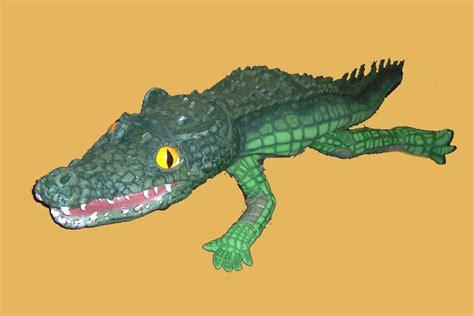 Original One Effect Crocodile Bib portfolia of special effects special makeup effects san fernando valley serving los angeles