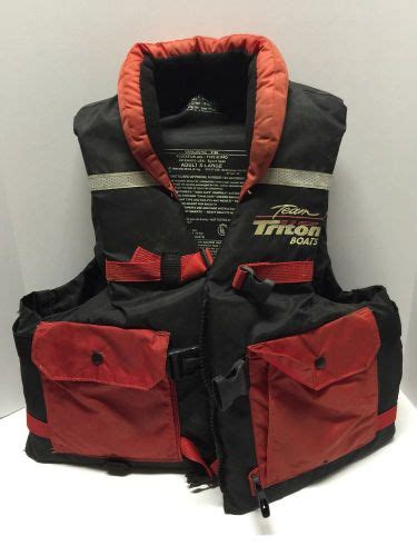 triton boats life vest safety gear devices for sale page 43 of find or