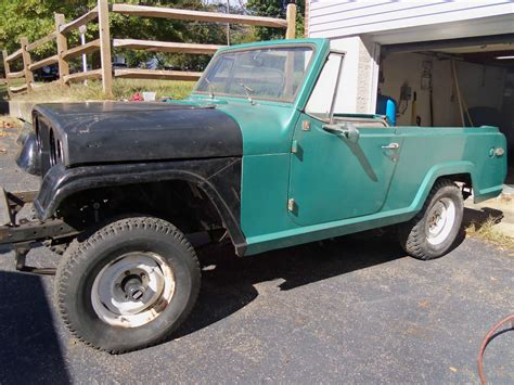 jeep jeepster for sale 1969 jeep commando project for sale