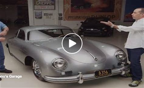 seinfeld garage jay leno archives flatsixes