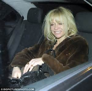 Oh So Pretty Of The Week Jo Wood Organics Amka Dew by Jo Wood Enjoys A Out On The Town With An Friend