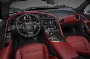 2014 chevrolet corvette stingray c7 interior egmcartech