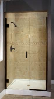 shower door terminology