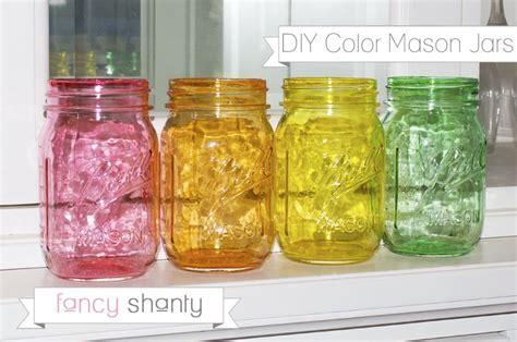 how to color jars color jars on tinting jars