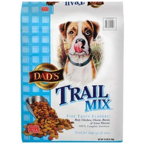 dads food s trail mix food reviews viewpoints