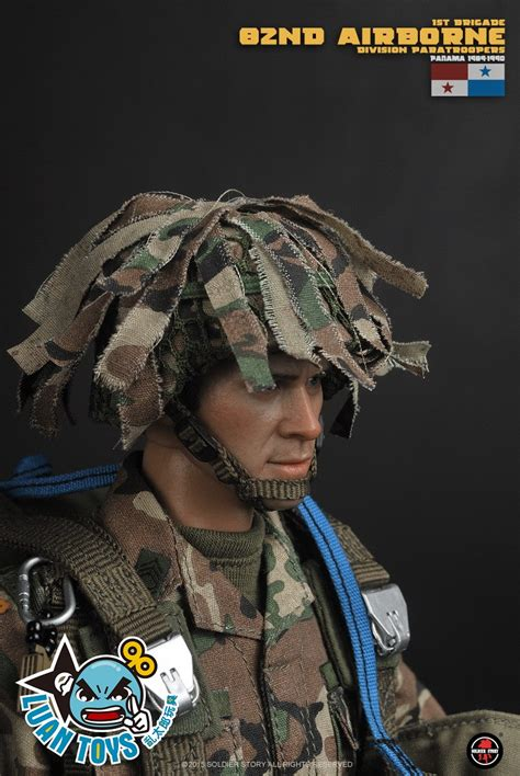 soldier story 發行 us army 1st brigade 82nd airborne