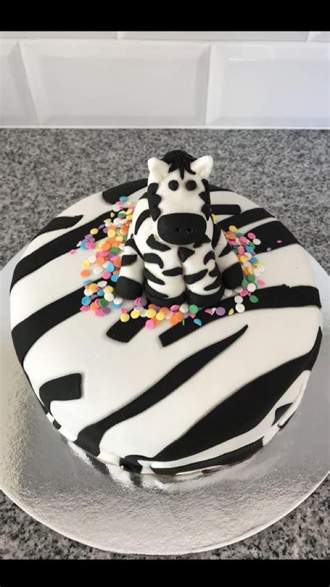 Best  Zebra  Ee  Birthday Ee   Cakes  Ee  Ideas Ee   On Pinterest Zebra