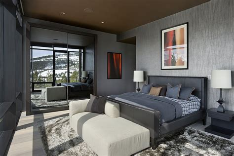 Montana Interior Design by Luxury Ski Resort In Montana By Len Cotsovolos2014