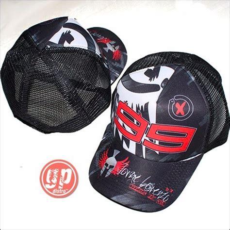 Harga Promo Topi Motogp Ducati 99 Merah Putih topi 99jl printing