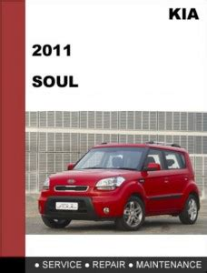 kia soul 2011 technical worshop service repair manual mechanical specifications