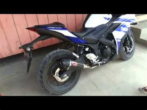 Knalpot Termignoni Yamaha R25 Yamaha Mt 25 System Stainless ride yamaha r25 test exhaust akrapovic lorenzo pin bb doovi