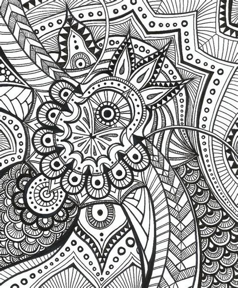 doodle fill amazing the things you can doodle when you re trying to
