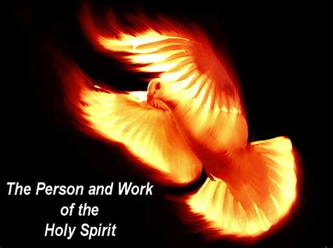 the person and work of the holy spirit books god s breath publications 187 the holy spirit part six