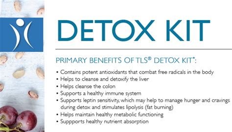 Tls Detox Kit by Get Swimsuit Ready With The Tls Detox Kit Unfranchise
