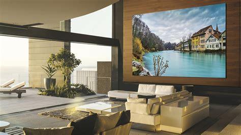 samsungs   wall tv    installed