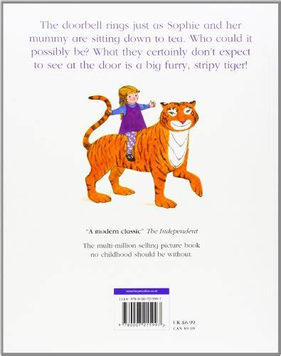 the tiger who came 0007215991 163 3 49 50 tiger tea by judith kerr in book