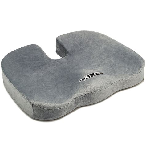 sitting cushions aylio coccyx seat cushion for back relief and