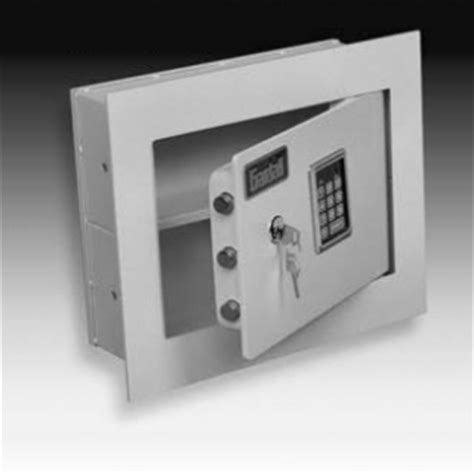 gardall products wall mounted concealed safes