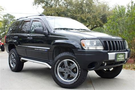 2004 jeep grand cherokee wheels 2004 grand cherokee laredo quot freedom edition quot silver