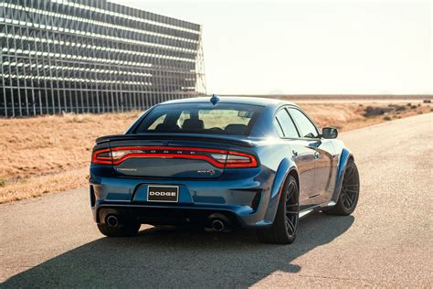 2020 Dodge Charger Widebody by 2020 Dodge Charger Hellcat Widebody Gets Width Front