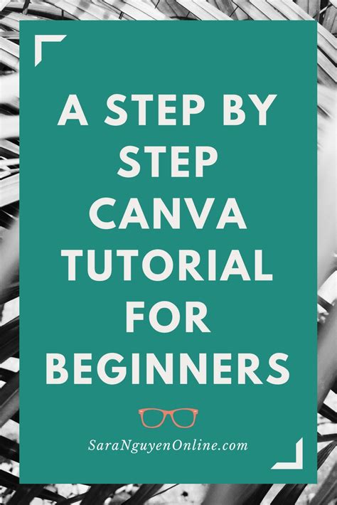 codeigniter tutorial for beginners step by step video how to use canva a step by step canva tutorial for