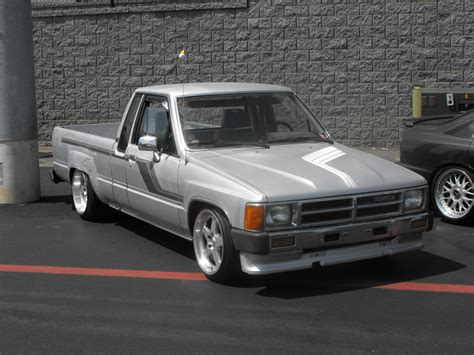 stanced toyota stanced toyota pickup www imgkid com the image kid has it