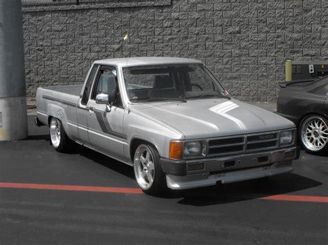 Stanced Toyota Pickup Www Imgkid Com The Image Kid Has It