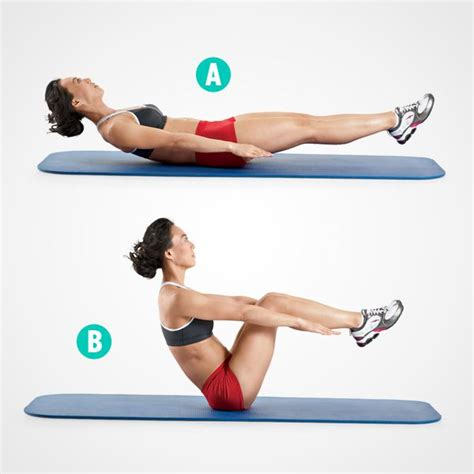 Mat Ab Workout by 276 Best Ab Workouts Images On