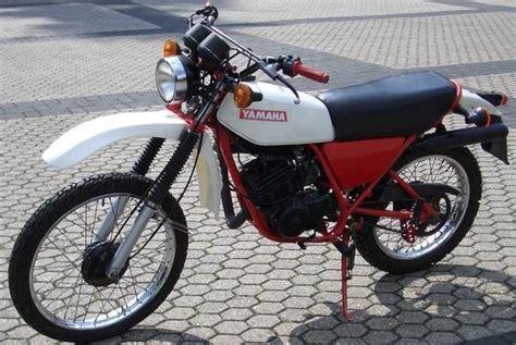 Cross Motorrad 50ccm Yamaha by Yamaha Enduro175 Mx Top Tuning Cross Ca 130km H Schnell