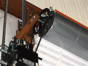 Garage Door Opener For Roll Up Door Commercial Door Repair And Installation Curb Appeal