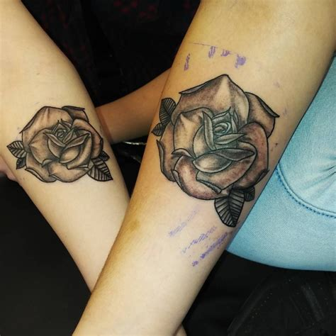 matching rose tattoos matching tattoos designs ideas and meaning tattoos