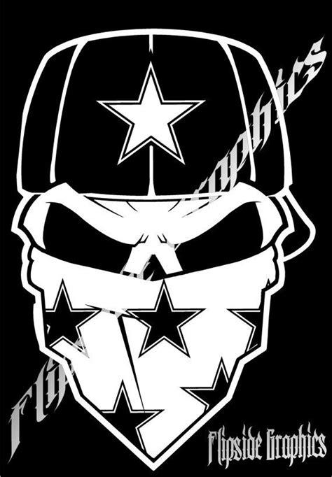 Dallas Cowboys Stickers Decals
