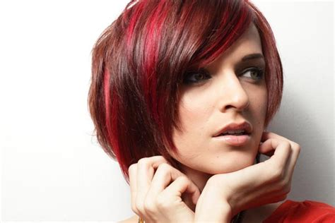 Bob Hairstyles For Thick Hair by Hairstyles For Thick Hair With Bangs Haircuts