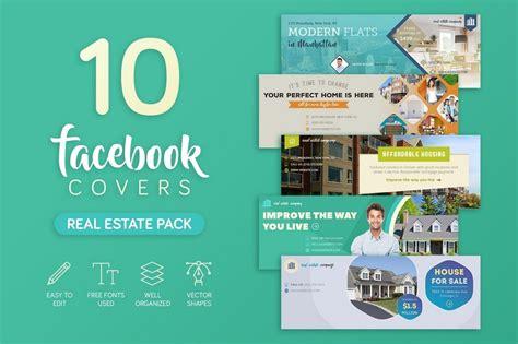 cover design real estate 20 best facebook cover post mockups coastal media brand