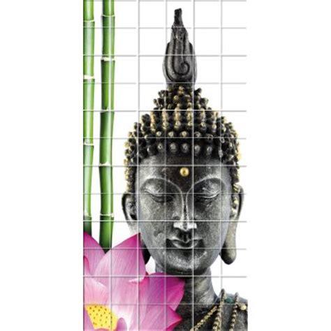 Buddha Wall Sticker wallstickers folies buddha tiles wall stickers