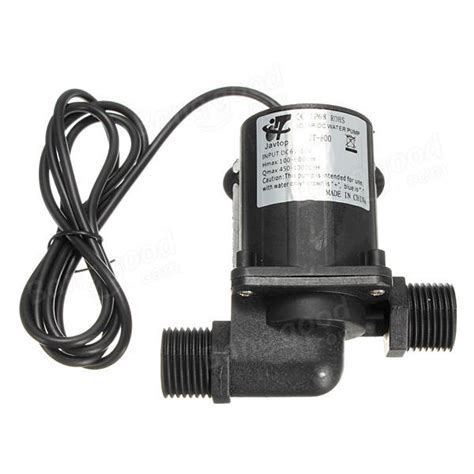 Pompa Aquarium 3m magnetic dc 12v electric brushless centrifugal water