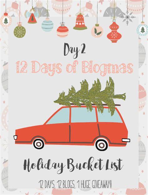 printable christmas bucket list christmas bucket list free printables holiday bucket lists