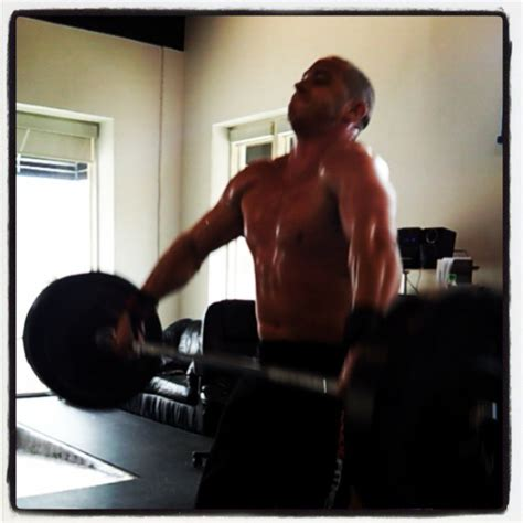 front rack split squats and snatches crossfit tidal wave
