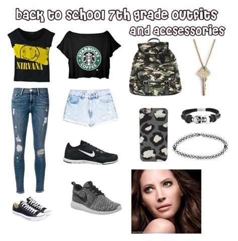 7 Stores To Buy School Clothes From This Year by Quot Back To School 7th Grade And Accessories Quot By