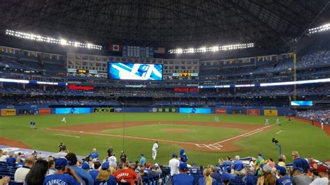 section 123 rogers centre rogers centre section 123 toronto blue jays