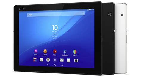 sony announces the thin xperia z4 tablet with a 10 1 quot 2k display lollipop and 17 hours