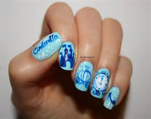 Disney nail design also disney castle nail art free image nail art